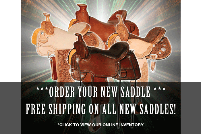 New Circle Y Saddles For Sale