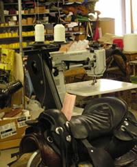 leather repair shop