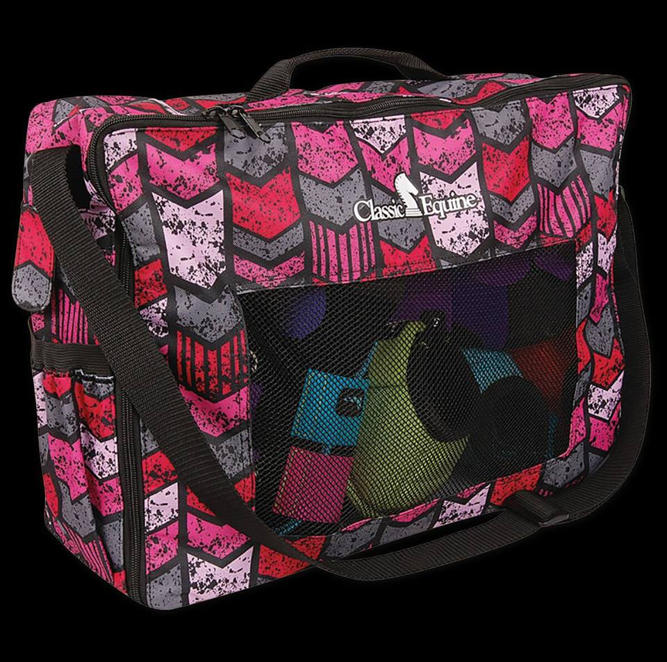Equibrand Boot/ Accessory Bag in assorted colors & fun new design