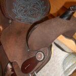 "Coming Soon! High Horse #6228 Lindale 14"" Regular Fit Barrel Racing Saddle"