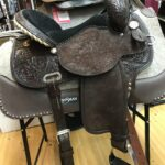 "COMING SOON! Circle Y Everglade 16"" Regular Fit Flex 2 Trail Saddle"