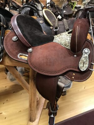 High Horse Saddle - Luck Saddlery