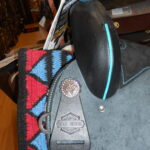 "SALE! High Horse Youth Mercury 13"" Medium Fit Barrel Saddle"