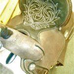 "High Horse 13""  Regular Fit Leona Custom Barrel Saddle by Circle Y"